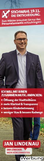 SPD-Bürgermeister Banner