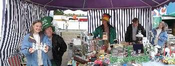 Flohmarkt_Volksfest
