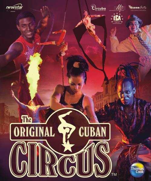 Cuban Circus Poster_300dpi