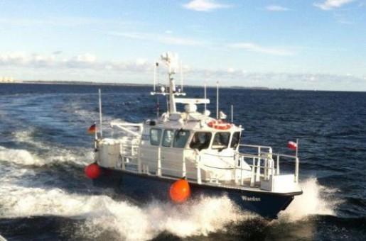 Schießbetrieb unterbrochen wegen Segelyacht