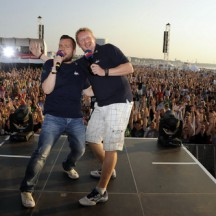 Stars@NDR2 in Warnemuende am 26.07.2014