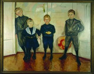 Munch Die Söhne des Dr. Linde (c) Haydn Behnhaus_2