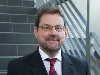 Zum Professor ernannt: Prof. Dr. Selden Peter Schröder