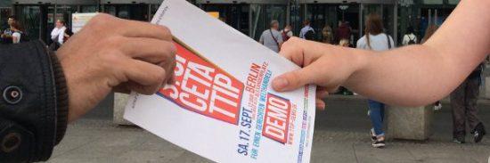 TTIP-Flyer