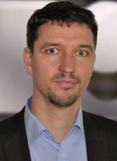 Foto (FH Lübeck): Neu in Lübeck, Prof. Dr. Oliver Stecklina