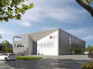 Grafik Seminargebäude (Quelle: GMSH)