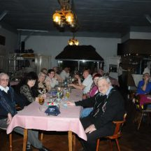 Unsere treuen Fans aus dem Forsthaus Bolande in Reinfeld sind auch mit dabei,