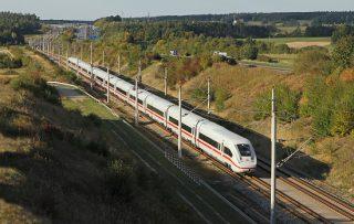 Foto: Die Bahn