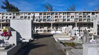 Friedhof in Chile (Foto: Dr. des. Mira Menzfeld)