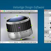 PhotoLine 21 Bildbearbeitungssoftware