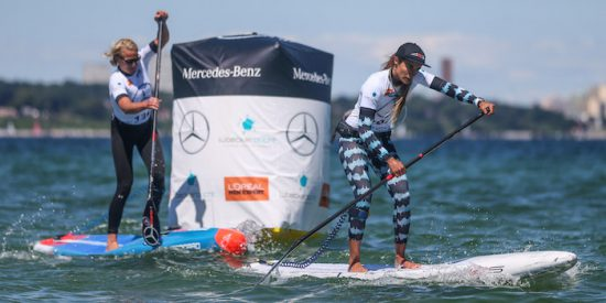 Mercedes-Benz SUP World Cup, 2018, Day 3  +++ www.hoch-zwei.net +++ copyright: HOCH ZWEI / Joern Pollex +++