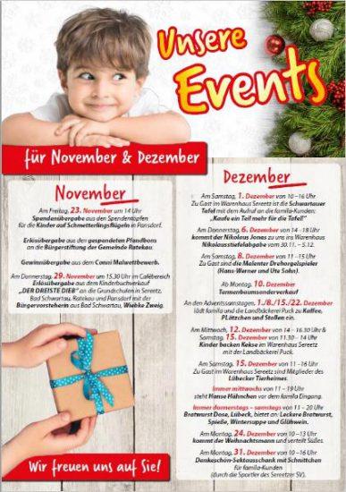 Events Nov.-Dez.